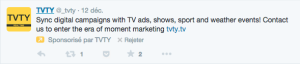 Twitter ads exemple